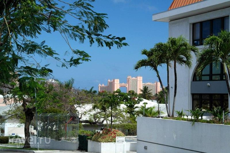 Нассау, Багамские острова - В поисках нетуристических мест / Багамские острова