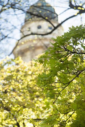 Утро на Жандарменмаркт и мир Ritter Sport / Германия