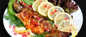 Традиционные блюда из рыбы