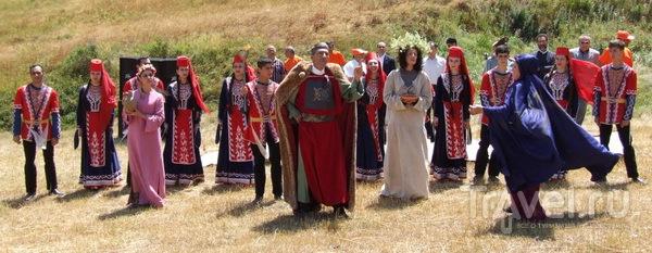 Празднование старого армянского Нового Года