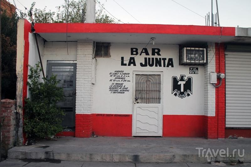 Два мира - два Ларедо. Граница США и Мексики / Мексика