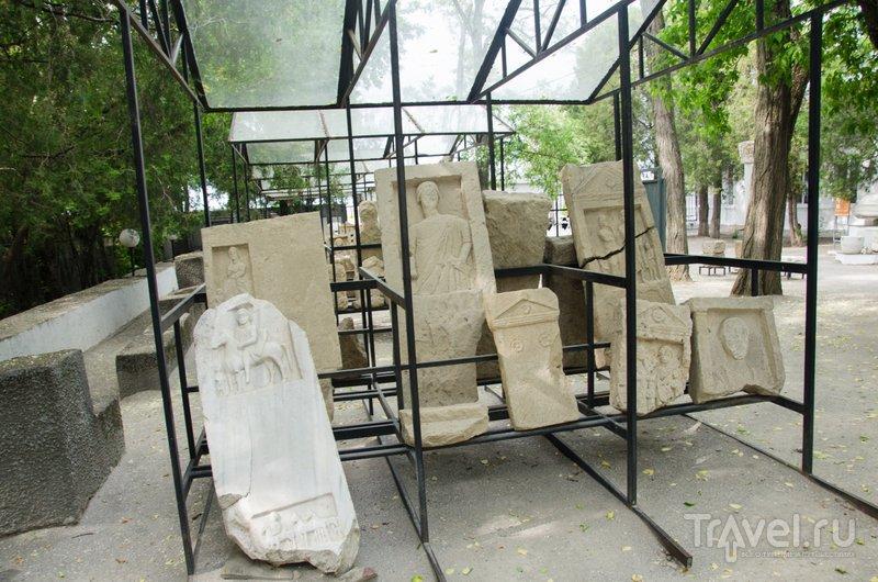 Коллекция надгробий