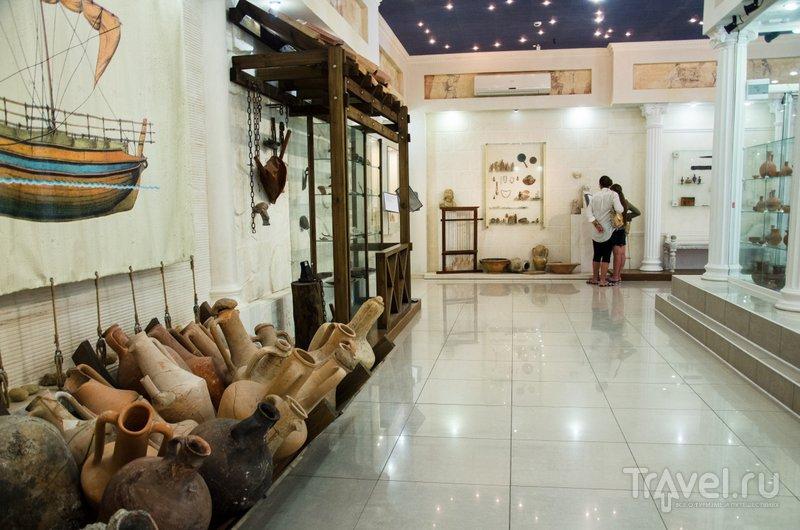 В музее представлены все сферы жизни горгиппийцев