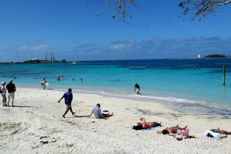 Нассау, Багамские острова - от форта до порта / Багамские острова