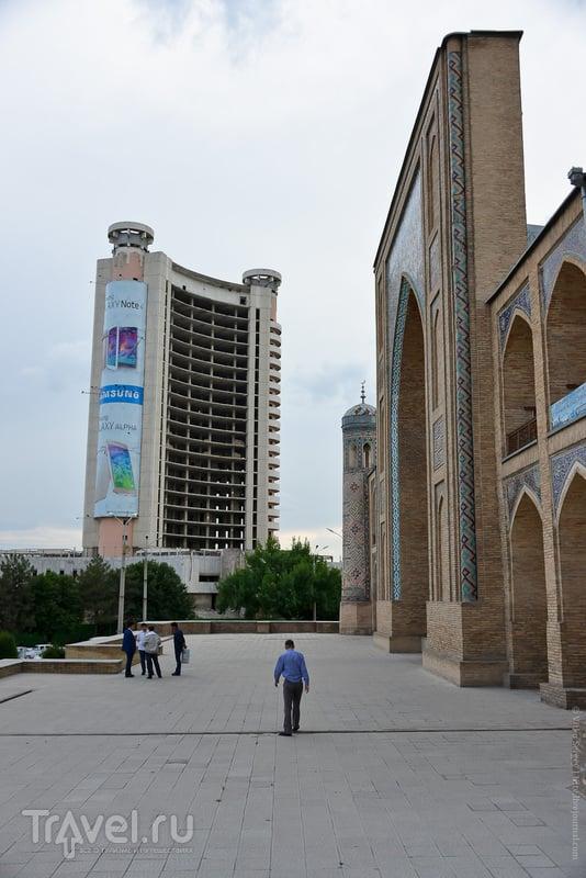 Особенности восточного базара / Фото из Узбекистана