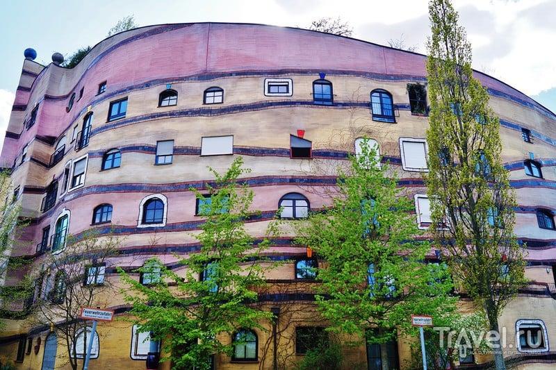 """Лесная спираль"" в Дармштадте"