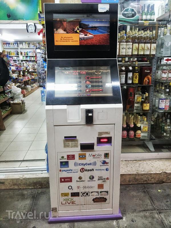 Мобильная связь на Кипре / Кипр