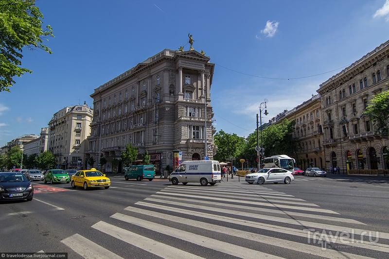 Проспект Андраши - архитектурная жемчужина Будапешта / Фото из Венгрии