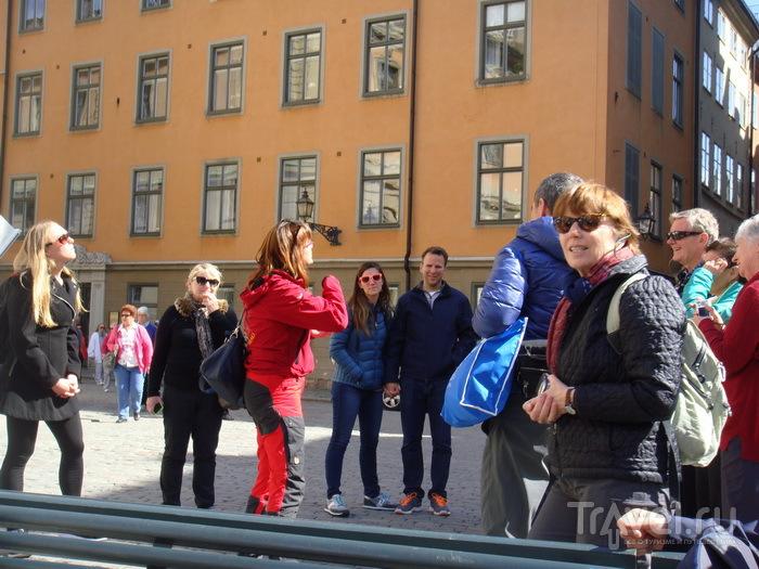Круиз Хельсинки-Стокгольм-Хельсинки / Финляндия