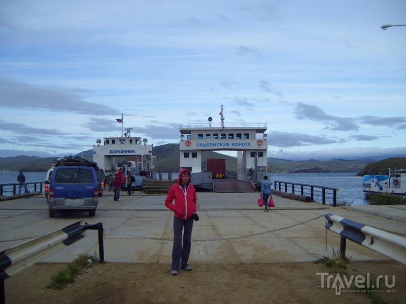 Летние велопоходы по Байкалу: Ольхон