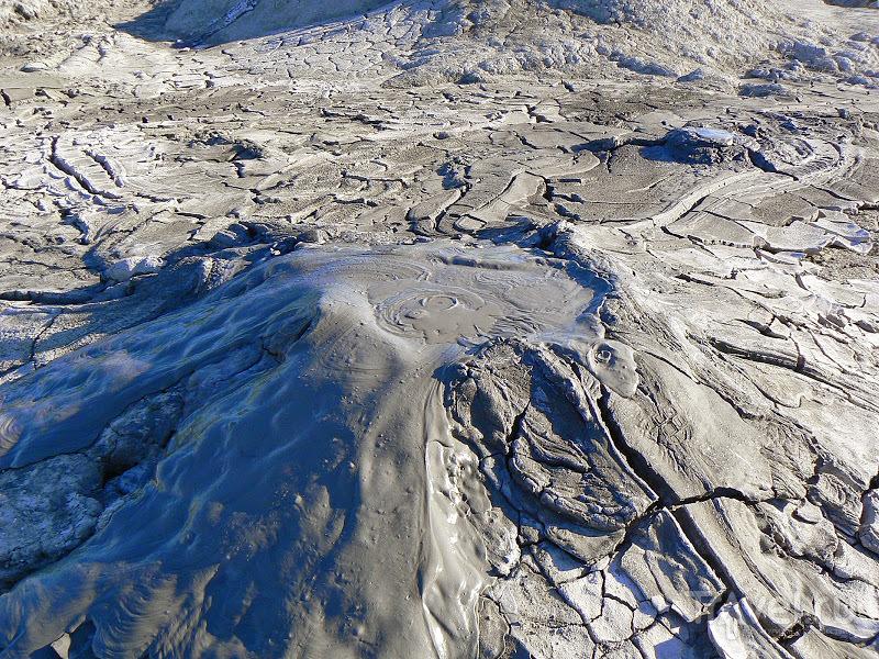 Грязевой вулкан Шуго / Россия