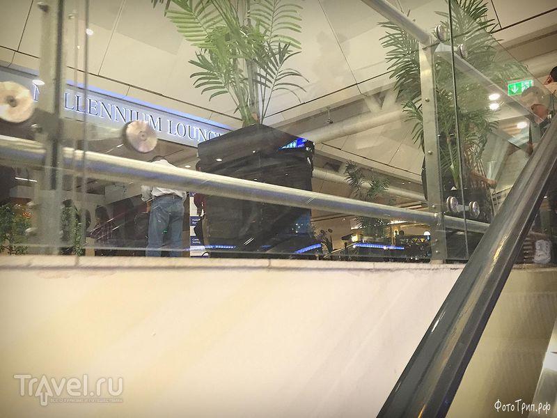 Чем заняться в аэропорту Ататюрка / Турция