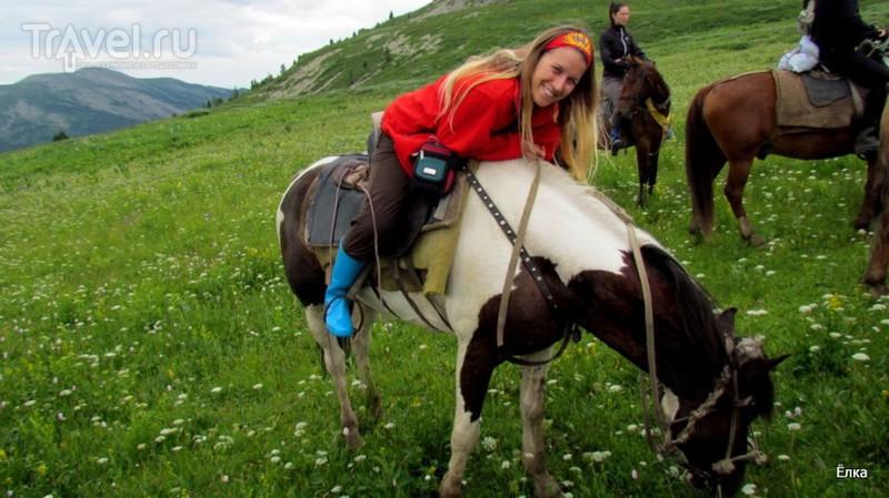По Горному Алтаю на конях.  Каракольские озера - плато туров - Замки Горных Духов / Россия