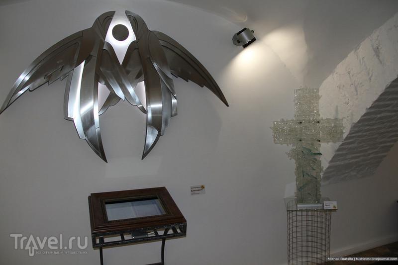 Музей возвращённой святыни в Вятском / Россия