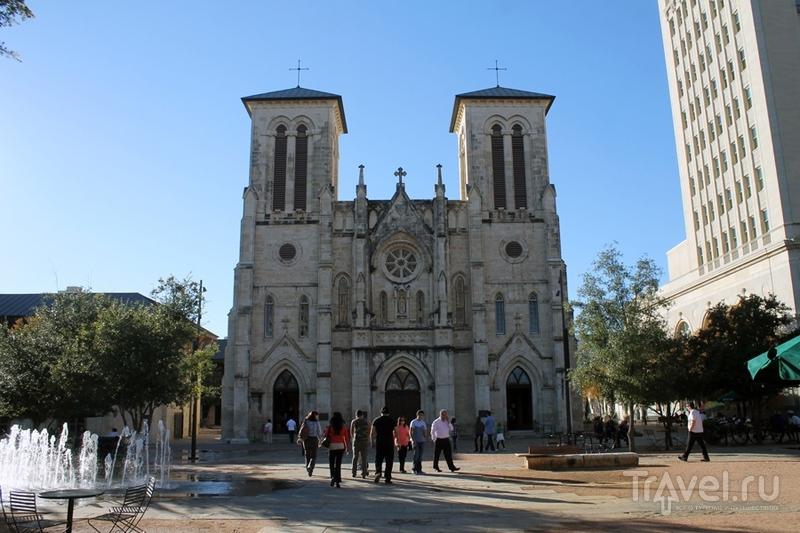 США: Сан-Антонио - самый европейский город Америки / США