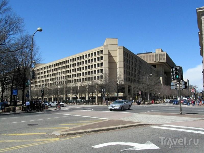 Вашингтон. Квартал Пенн / США