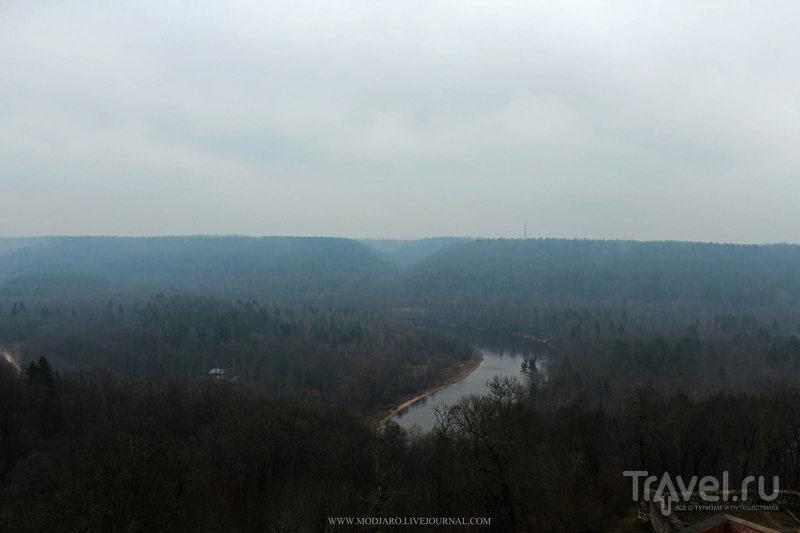 Сигулда и Турайда или 8 км с приключениями / Латвия