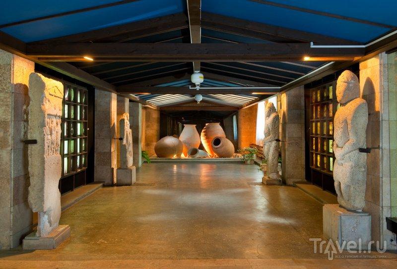 Археологическая экспозиция Таманского музейного комплекса