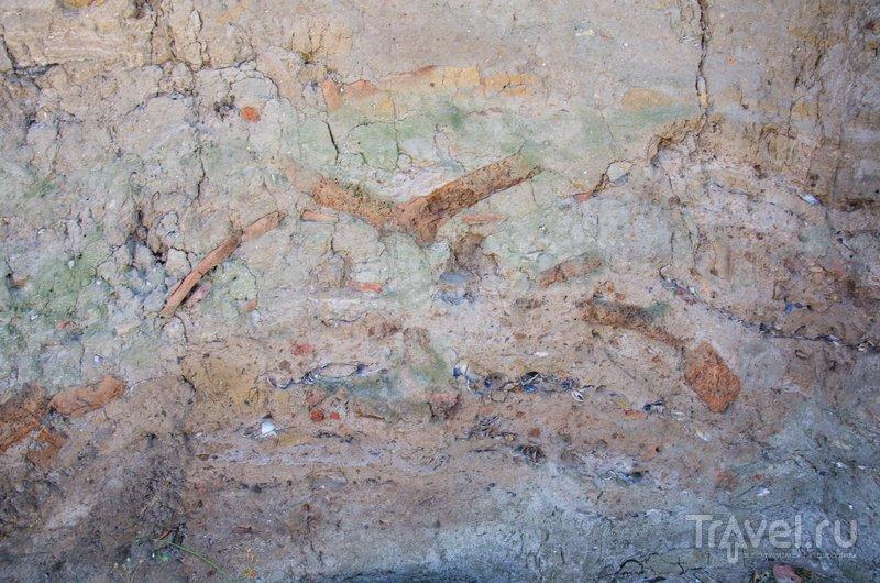 Культурный слой Гермонассы-Тмутаракани