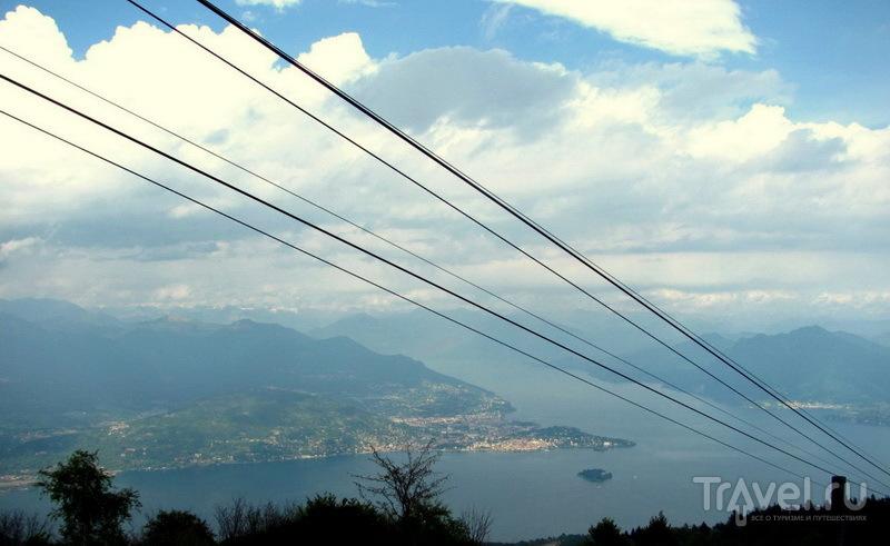 Лаго Маджоре. Подъём на гору Моттароне / Италия