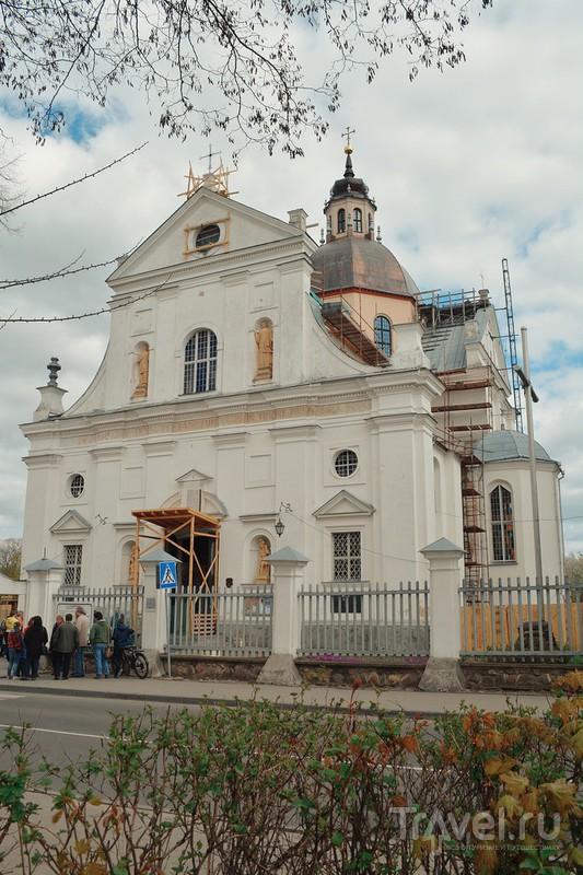 Фарный Костёл, Несвиж: родовая усыпальница  Радзивиллов / Белоруссия