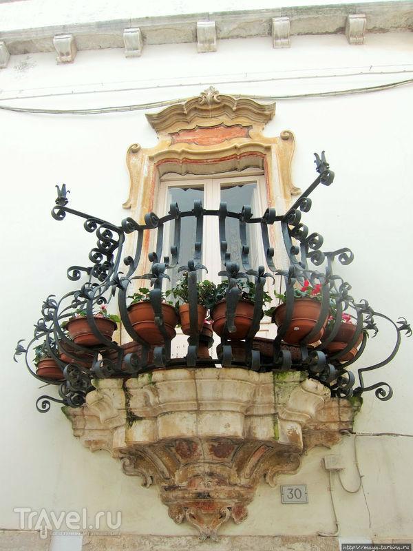 Локоротондо - круглое место / Италия