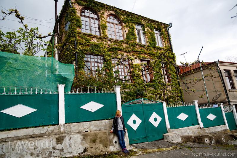Абхазия. Сухуми. Назад, в СССР / Фото из Абхазии