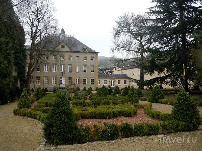 Chateau de Schengen