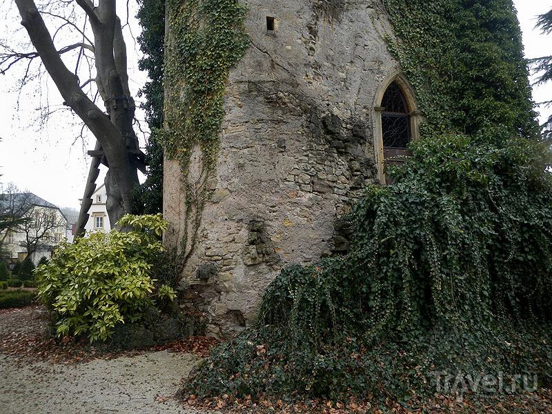 Башня от Шенгенского замка XIV века