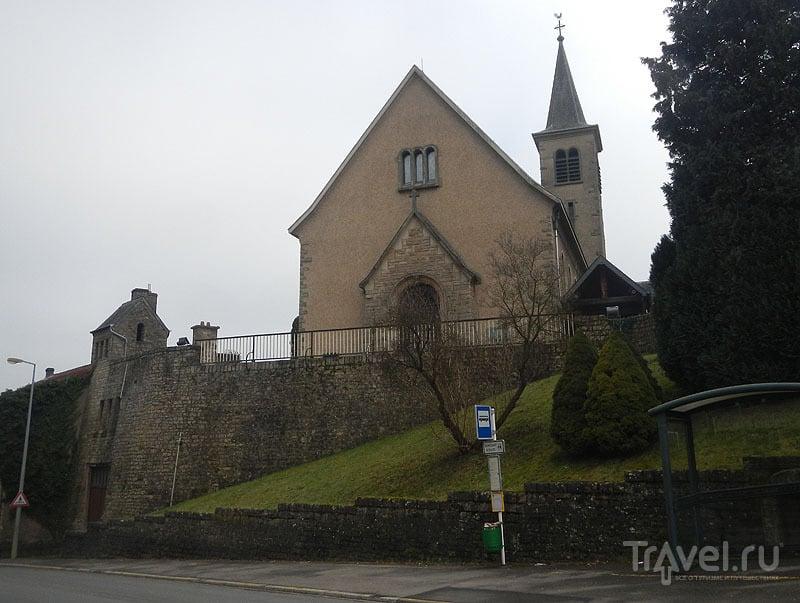 Шенгенская церковь