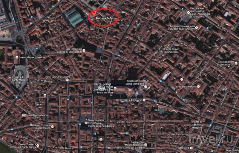 Где поесть и остановиться в Италии / Италия