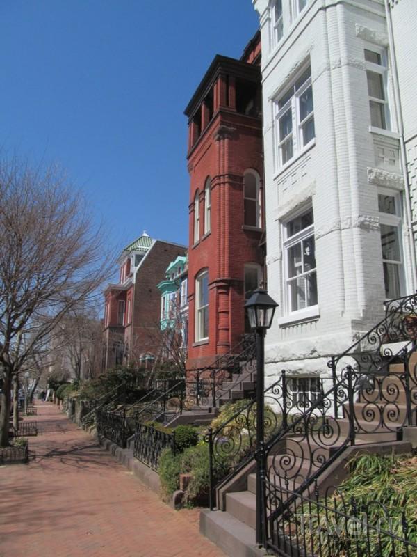 Вашингтон. Джорджтаун / США