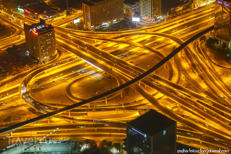 Бурдж Халифа и Дубай Даунтаун / Фото из ОАЭ