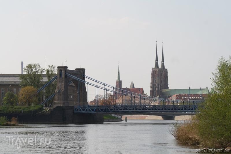 Не-в-сезонная Одра / Польша