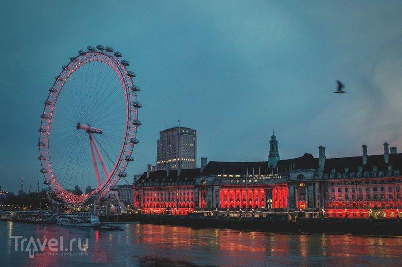 Лондонские зарисовки / Великобритания
