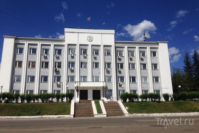 Бодайбо - золотой город / Россия
