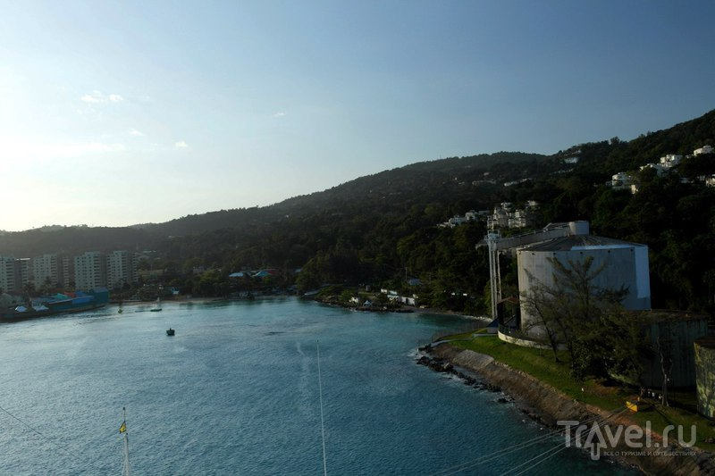 Очо-Риос, Ямайка - С корабля на бал / Ямайка