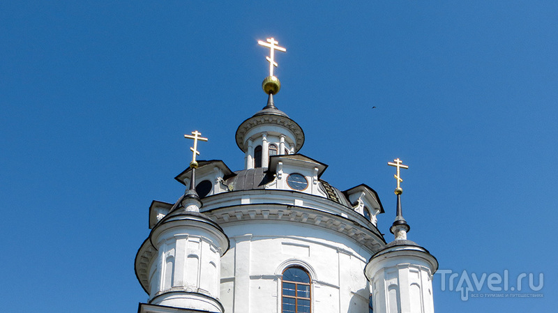 Черноостровский монастырь в Малоярославце / Фото из России