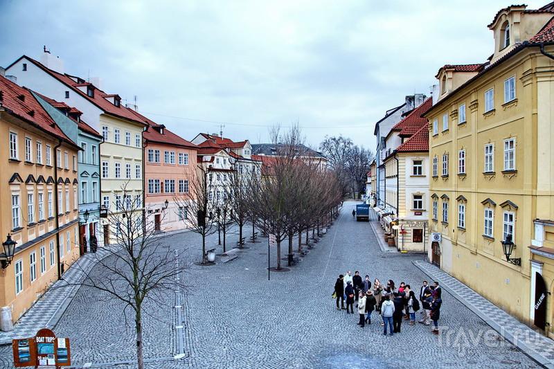 Прага: остров Кампа и окрестности / Фото из Чехии