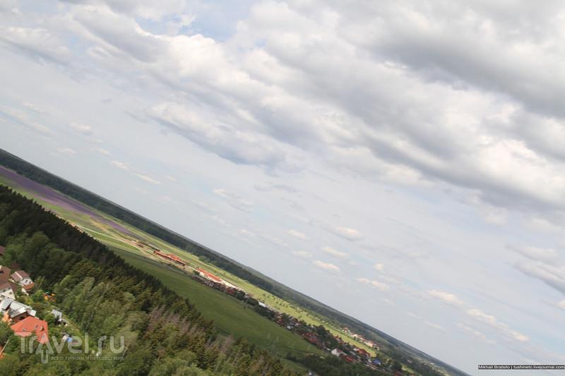 Полёты на Вертослёте / Россия