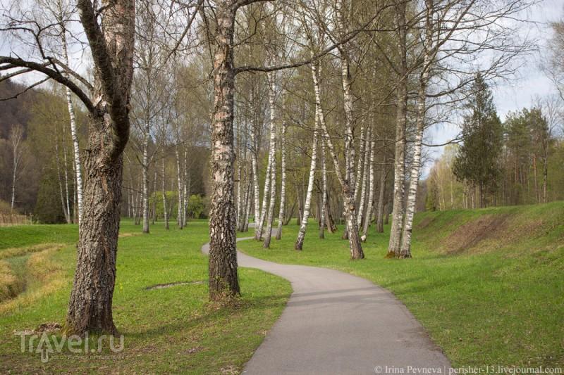 Добро пожаловать в национальный парк Гауя / Латвия