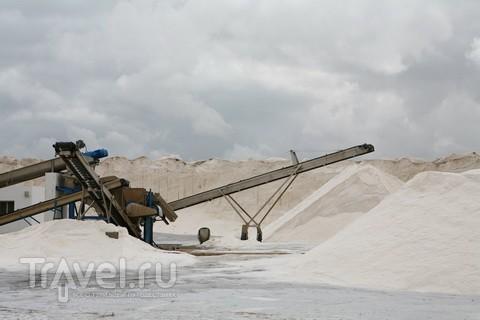 Испанская соль. Тоже из Санлукара / Испания