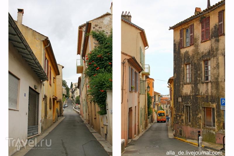 Лазурный Берег Франции. Cagnes-sur-Mer / Франция