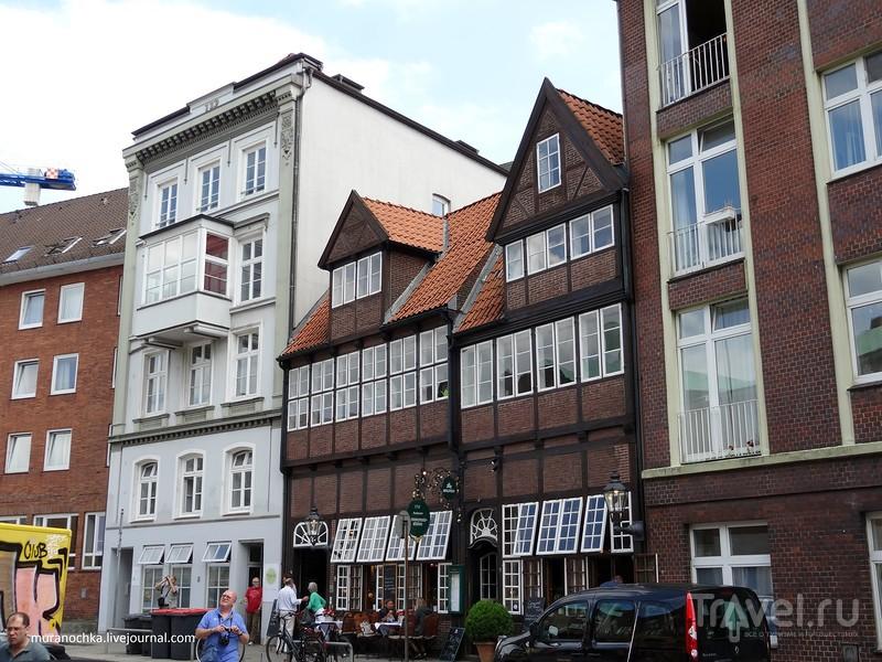 Гамбург: Большой Михель и вокруг него / Германия