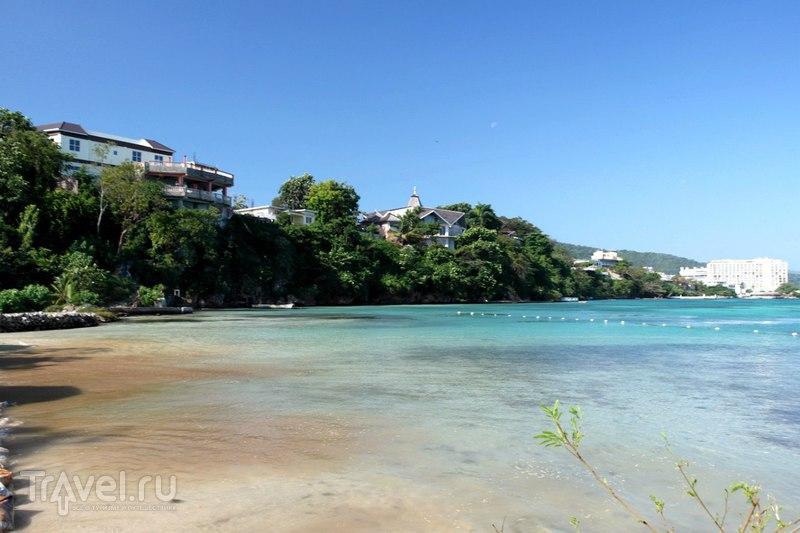 Очо-Риос, Ямайка - В поисках пляжей / Ямайка