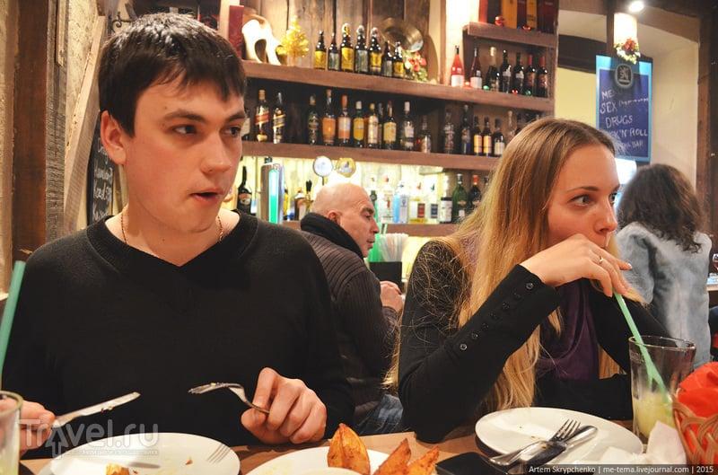 Грузия: Тбилиси, Новый год / Грузия