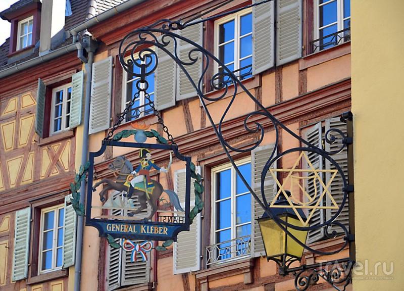 Загадочный Кольмар / Фото из Франции