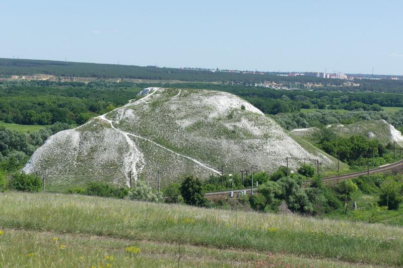 Дивные горы. Воронежская область / Россия