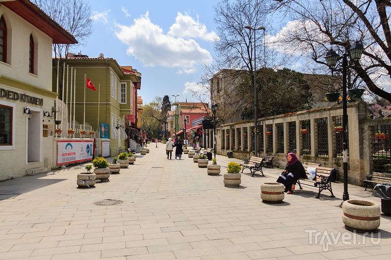 Стамбул. Эйюп. Холм Пьер Лоти / Фото из Турции