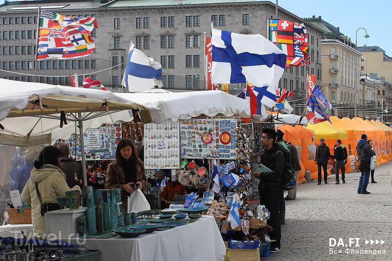 Главная набережная Хельсинки